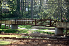 Lake Fairfield Bridge 1