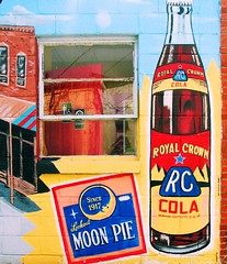 RC Cola and Moon Pie