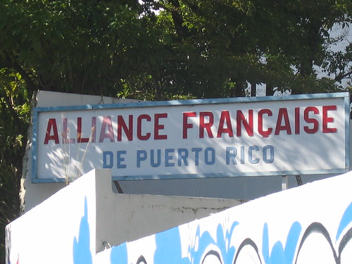 Alliance Francaise in Puerto Rico