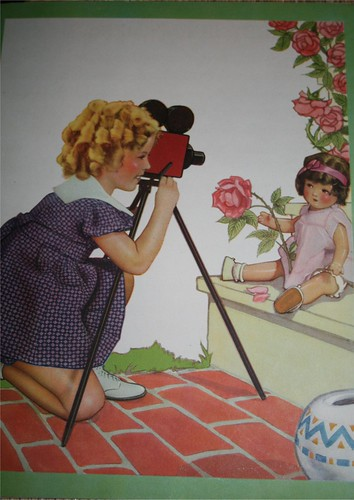 Shirley Temple at Play-Movie maker