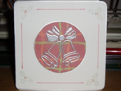 another aperture card. this and the candle card were made with stencils.