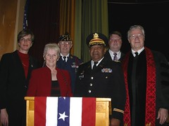 2008 Veterans' Day Speakers