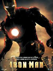 Poster Iron Man - Clique para ampliar