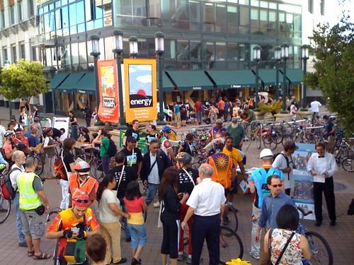 Bike to Work Day Oakland California