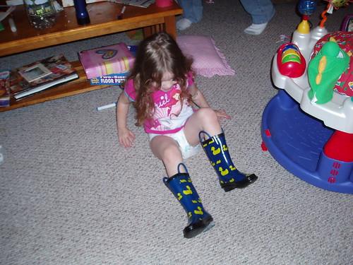 Ladybug's new boots