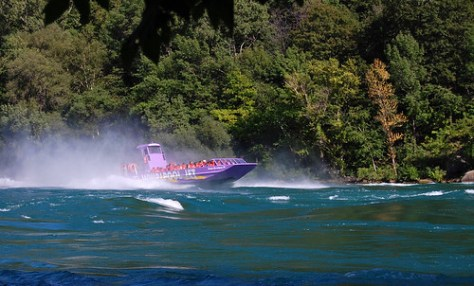 Niagara Falls Whirlpool Jetboat