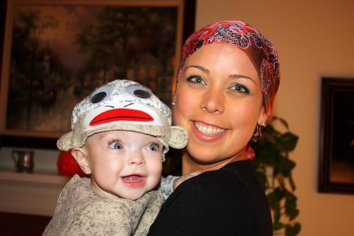 Monkey Maddie & Auntie Jackie!