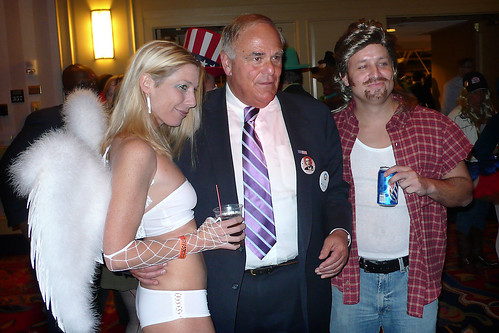 Gov. Ed Rendell, angel whore and redneck