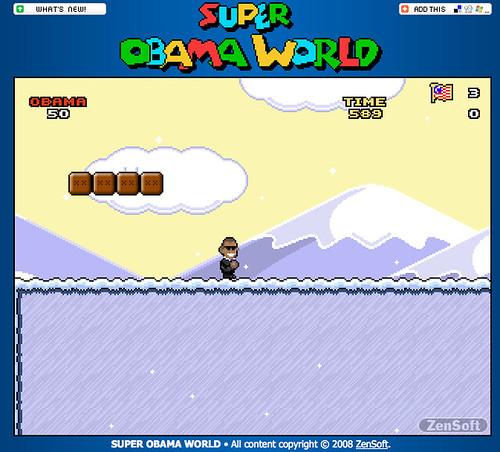Super Obama World - 3