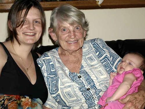 Amy, Nan & Olivia