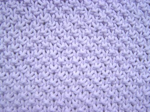 Slip Stitch Weave by Spunknit