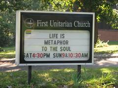 First Unitarian Church, Des Moines IA