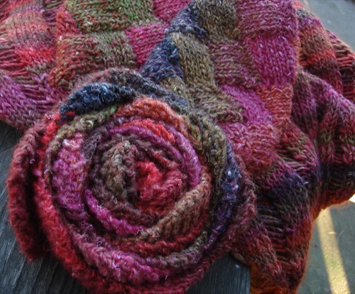 N is for Noro.