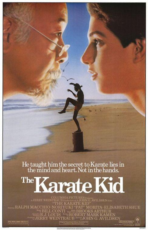 Karate Kid 1985