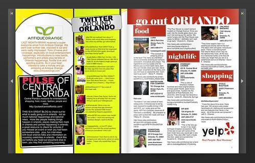 Brink Magazine Feature