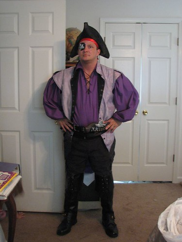Pirate Costume 002