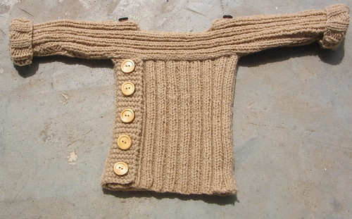 Riverstone sweater