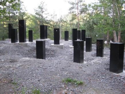 Dom svarta pelarna