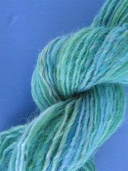 Romney dyed single