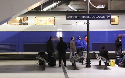 come arrivare a Parigi dagli aeroporti