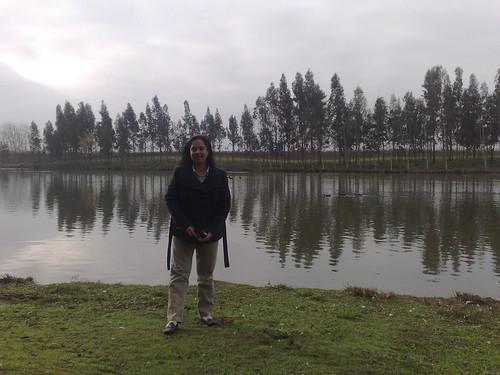 MARIA LUISA EN Chile