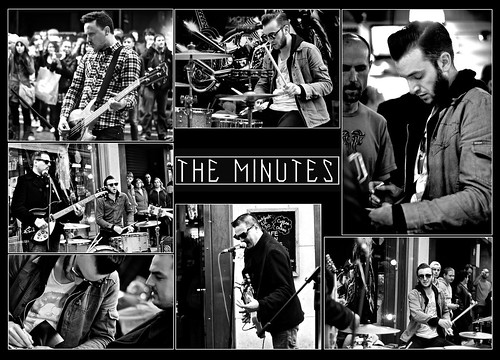 The Minutes Tych by Ian Keegan
