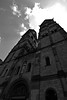 Church St. Kastor b/w