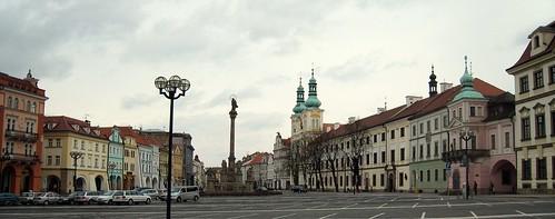 Velké náměsti, Hradec Králové