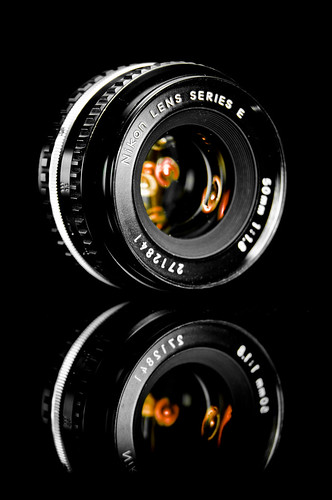 Nikkor 50mm f/ 1.8 Series E