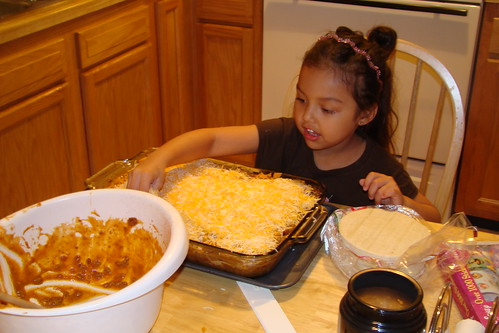 Gisselle Cooking