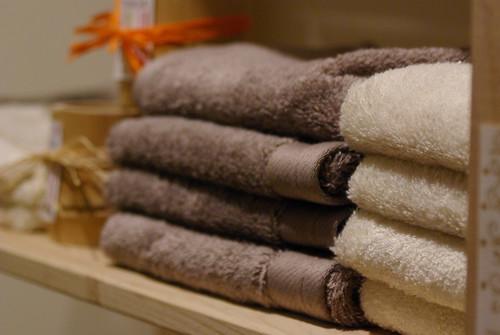 TEMOA - Linge de toilette en fibres de Bambou