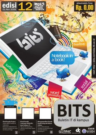 Cover BITS Edisi 12 by yumcatz.
