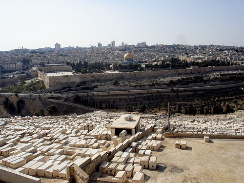 Mount of Olives cemetaries