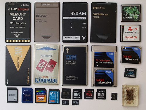 Memory collection