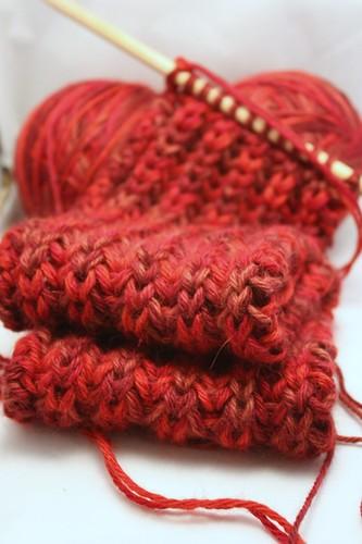 scrunchy scarf