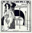 Koloman Moser. El Judgement de Paris. 1903.