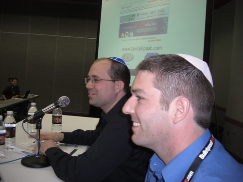 Two Guys, Two Kippahs
