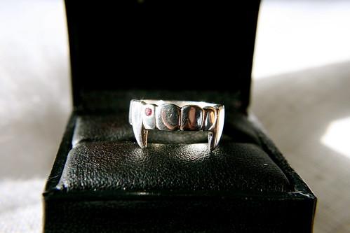 Fang Ring by Meadowlark
