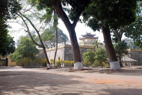 Đoan Môn - từ phía trong thành3