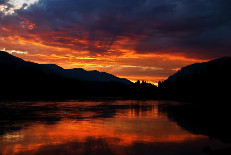 Sunset Sept 5th