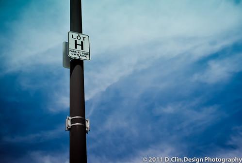 Parking Lot Heaven by d.clin.design