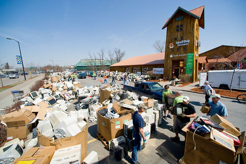 2008 eWaste Recycling Event-53