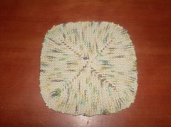 4-Corners Dishcloth