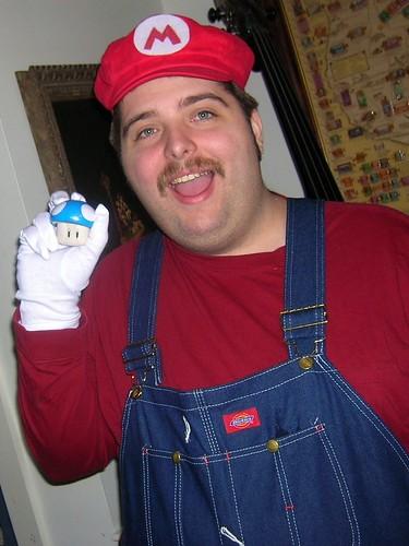 It's a Me - Mario!