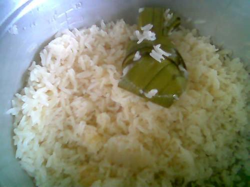 STP's chicken rice