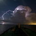 Night Thunderstorm por OneEighteen