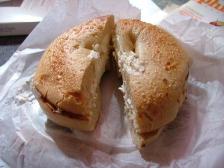 Bagel w/ Creamcheese