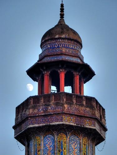Masjid Wazir Khan by HsnAli.