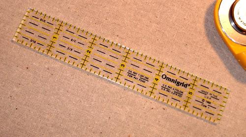 mini ruler