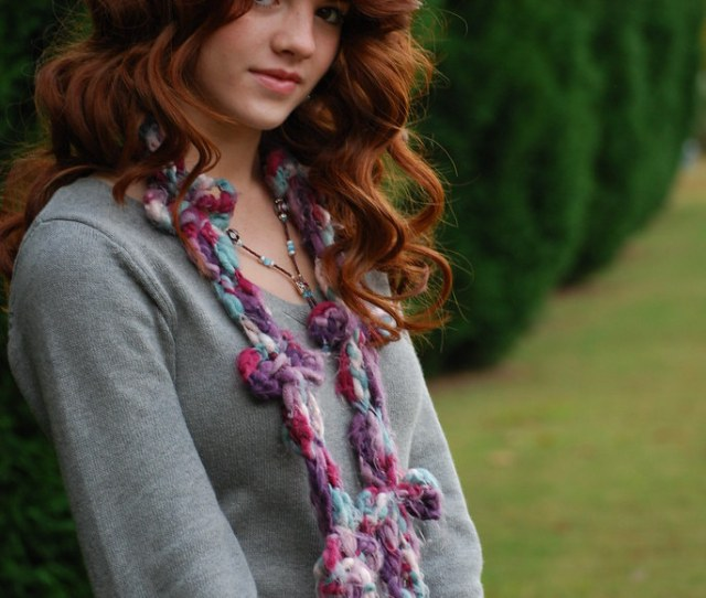 Trees Stacey Gardner Photography Tags Trees Girls Red Tree Field Grass Youth Scarf